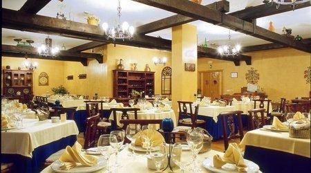 Restaurant ELE Hotel Puerta de Monfragüe