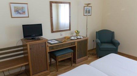 Chambre double ELE Hotel Puerta de Monfragüe